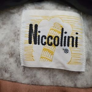 Niccolini Jackets & Coats - VTG Niccolini Wool Coat